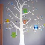 gyerekszobába falfestmény